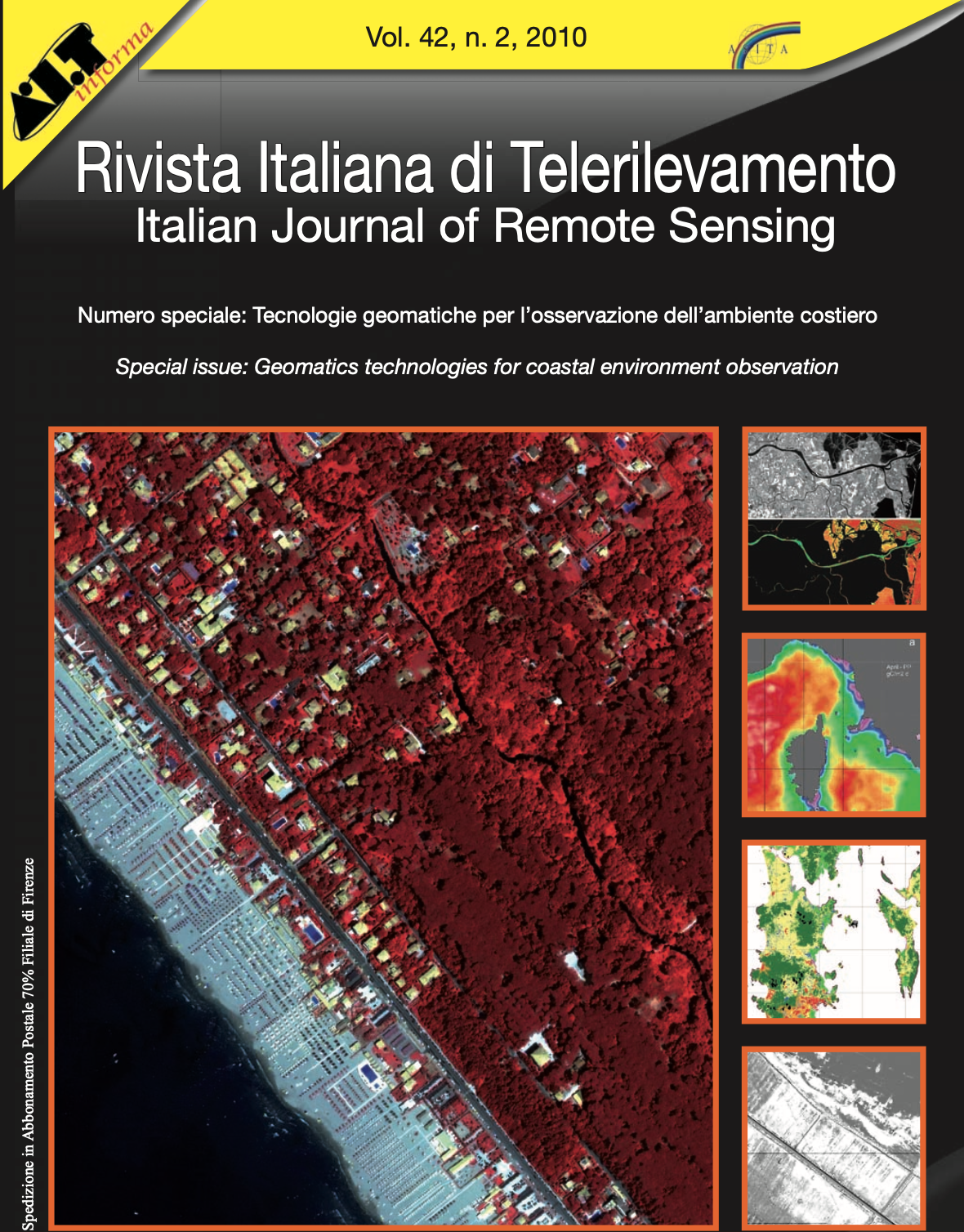 A Novel Land Cover/Use Data Model for GIS and Remote Sensing Applications in Turkey (2010)